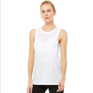ALO Yoga Model Tank Top